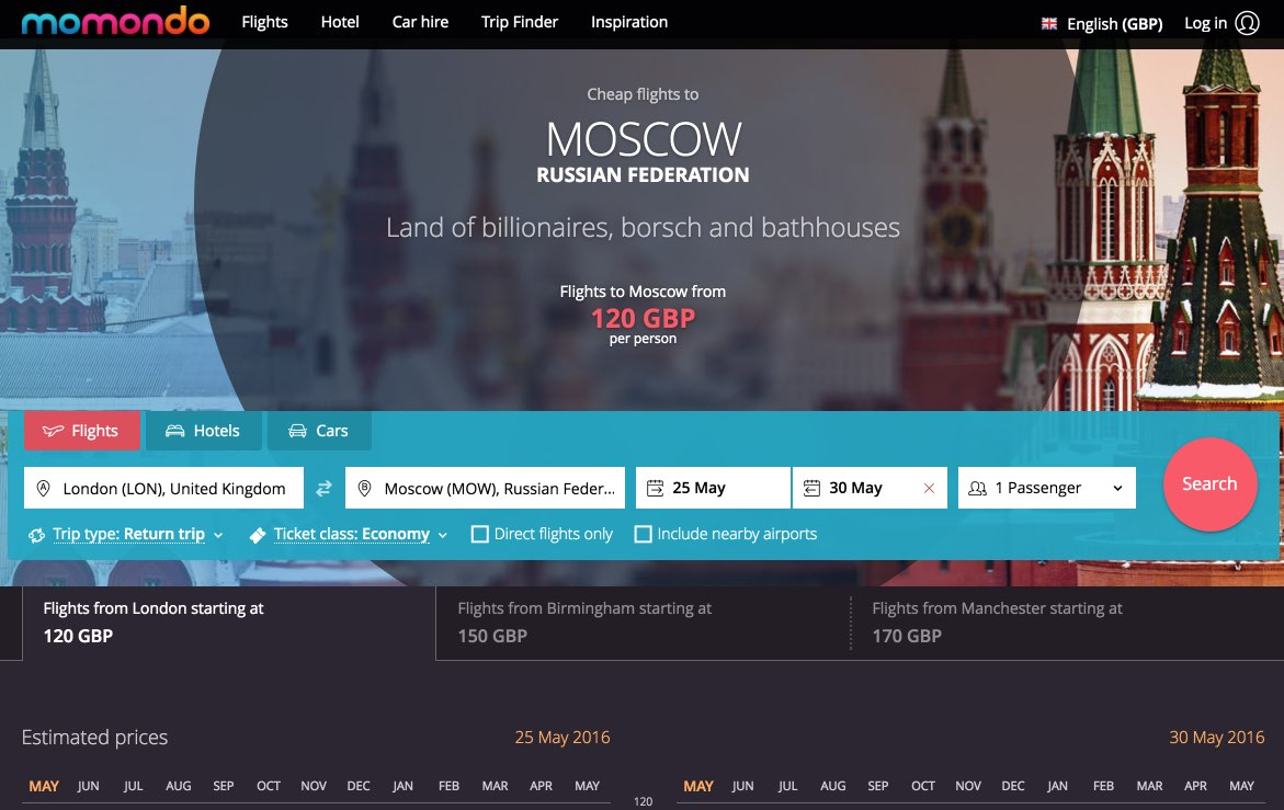 Flights to Moscow, Russian Federation - Compare Moscow flights – momondo 2016-05-10 21-25-51
