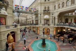 Shopping in Moscow - From GUM to Izmailovo market