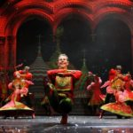 Russian Folklore Shows Moscow Saint Petersburg