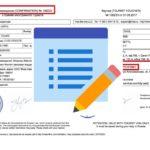 Modify invitation or visa support to Russia