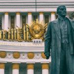 Lenin monument in VDNKh