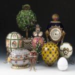 Faberge Museum in Saint-Petersburg